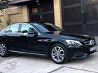 Cần bán lại xe Mercedes C200 2016, màu đen, nhập khẩu