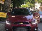 Chính chủ bán Chevrolet Captiva 2.4 AT đời 2017, màu đỏ