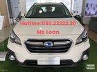 Bán Subaru Outback Eyesight trắng ca may, xe giao ngay, giá ưu đãi tháng 3, gọi 093.22222.30 Ms Loan