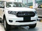 Bán xe Ford Ranger XLT sản xuất năm 2018, màu trắng, nhập khẩu Thái Lan, giá tốt