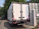 Xe tải Isuzu thùng đông lạnh, tải trọng 6.2 tấn thùng dài 6.5m