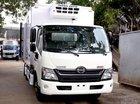 Xe tải Hino đông lạnh tải trọng 3.5 tấn