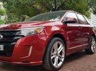 Cần bán gấp Ford Edge 3.7L năm sản xuất 2014, màu đỏ, nhập khẩu