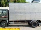 Bán xe tải Canter 4,99 2018, tải trọng 2.100 kg, thùng 4350 m