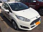Bán ô tô Ford Fiesta 1.5L AT Titanium sản xuất năm 2017, màu trắng, xe demo