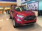 Bán ô tô Ford EcoSport titanium sản xuất 2018, màu đỏ, giá 600tr tại Nam Định, LH hotline: 0989.022.295