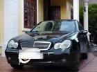 Bán Mercedes C200 đời 2008, màu đen còn mới