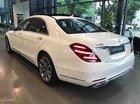 Cần bán xe Mercedes S450L Luxury đời 2018, màu trắng