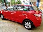 Cần bán gấp Toyota Yaris 1.5G 2017, màu đỏ, nhập khẩu nguyên chiếc giá cạnh tranh