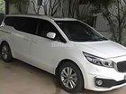 Cần bán lại xe Kia Sedona 2.2 DATH sản xuất 2015, màu trắng, nhập khẩu, giá tốt