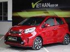 Cần bán Kia Morning Si 1.25MT sản xuất năm 2017, màu đỏ, giá tốt