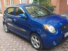 Bán ô tô Kia Morning SLX 2008, màu xanh lam, nhập khẩu nguyên chiếc