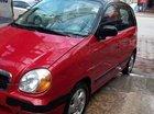 Cần bán gấp Kia Visto AT 2007, màu đỏ, nhập khẩu số tự động