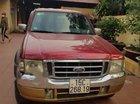 Cần bán gấp Ford Ranger đời 2003, màu đỏ số sàn