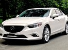 Bán Mazda 6 bản 2.5 AT cao cấp đời 2016 màu trắng xe nhà đi kỹ