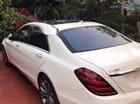 Bán ô tô Mercedes S450L Luxury đời 2018, màu trắng