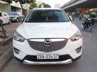 Cần bán lại xe Mazda CX 5 đời 2013, màu trắng
