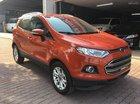 Bán xe Ford EcoSport 1.5L AT Titanium sản xuất năm 2016, màu cam, 562 triệu