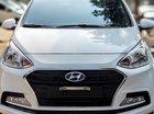 Bán Hyundai Grand i10 1.2 AT sản xuất năm 2017, màu trắng
