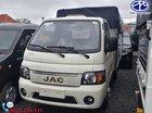 Bán xe tải Jac X125 tải trọng 1t25, thùng dài 3m2