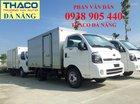 Bán xe tải Kia thùng kín 2T4 tại Thaco Đà Nẵng. Hỗ trợ trả góp 70%