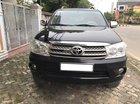 Cần bán Toyota Fortuner 2.5 G 2011, màu đen, 1 chủ hàng cực tuyển