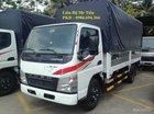 Bán xe tải Nhật Mitsubishi Fuso Canter 4.7 máy cơ, đời 2017, mới 100%, đủ loại thùng, hỗ trợ trả góp
