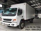 Bán xe tải nhập Mitsubishi Fi tải 7.2 tấn thùng dài 5.9m đủ loại thùng, hỗ trợ trả góp, sẵn xe giao ngay