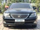 Cần bán xe Lexus LS 460L đời 2007, màu đen, nhập khẩu nguyên chiếc