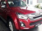 Bán Isuzu Dmax LS Prestige 3.0L 4x4 AT đời 2018, màu đỏ, nhập khẩu