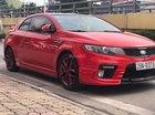 Cần bán xe Kia Forte Koup 1.6 AT sản xuất 2010, màu đỏ, nhập khẩu nguyên chiếc, 425tr