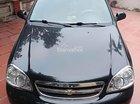 Bán Chevrolet Lacetti 1.6 năm sản xuất 2011, màu đen giá cạnh tranh