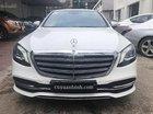 Cần bán xe Mercedes S450 L năm sản xuất 2017, màu trắng như mới