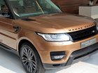 Bán LandRover Range Rover Sport HSE sản xuất 2018, xe nhập