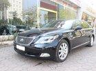 VOV Auto bán Xe Lexus LS600HL 2007, màu đen, nhập khẩu