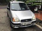 Bán xe Kia Visto đời 2003, màu bạc, xe nhập