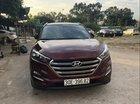 Cần bán lại xe Hyundai Tucson năm sản xuất 2016, màu đỏ, nhập khẩu