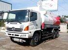 Bán xe chở xăng dầu Hino 17 khối