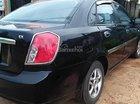 Bán Daewoo Lacetti 1.6 đời 2004, màu đen giá cạnh tranh