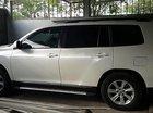 Cần bán gấp Toyota Highlander SE 2.7 năm sản xuất 2011, màu trắng