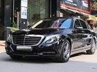 Cần bán gấp xe cũ Mercedes S400 năm sản xuất 2016, màu đen như mới