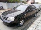 Cần bán gấp Chevrolet Lacetti 2011, màu đen chính chủ