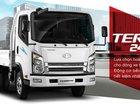 Bán xe tải Hàn Quốc Teraco 240, trọng tải 2.4 tấn nhiều khuyến mãi