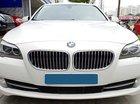 Bán xe BMW 5 Series 520 đời 2013, màu trắng, nhập khẩu chính chủ