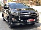 Bán Toyota Innova Venturer đời 2017, màu đen, giá tốt