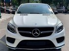 Bán Mercedes GLE450 4Matic Coupe sản xuất 2017, màu trắng
