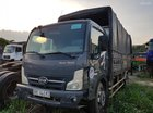 Cần thanh lý xe tải Veam VT651, đời 2015, màu xám, giá khởi điểm 252 triệu