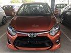 Bán ô tô Toyota Wigo 1.2 MT năm sản xuất 2018, màu đỏ, xe nhập, giá 345tr