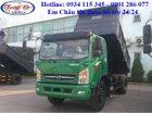 Giá xe ben TMT 8.6 tấn / 8 tấn 6 / 8.6 T / 8T6 + giá rẻ + tận xưởng + xe sẵn ở công ty