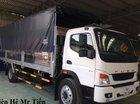 Bán xe tải nhập khẩu Misubishi Fuso Fi Nhật Bản 2017 tải 7 tấn thùng dài 5,9m, đủ loại thùng